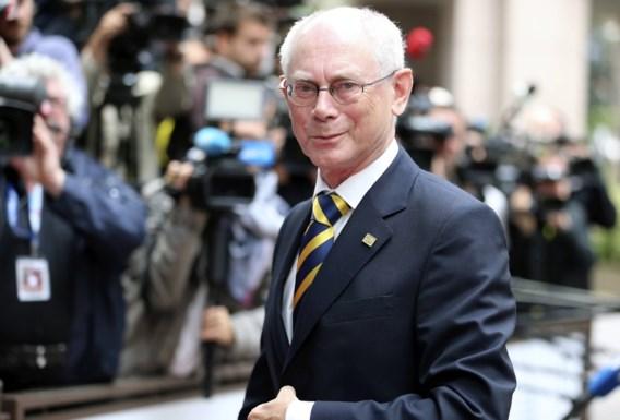 Herman Van Rompuy wordt prof aan UCL