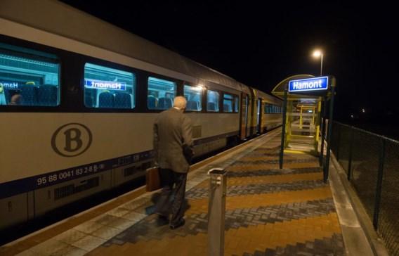 Begin april ging het station van Hamont opnieuw open, maar doorrijden tot in Weert zal er de komende jaren niet in zitten.