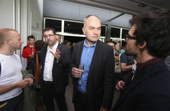 Björn Rzoska geen kandidaat-voorzitter Groen