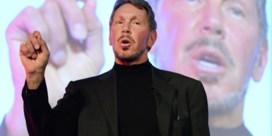 Topman Larry Ellison van Oracle zet stap opzij