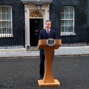 Cameron: 'Nu kijken naar de toekomst'