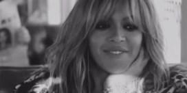 Beyoncé draagt een Belgisch jasje