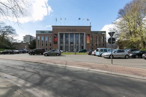 Plein voor Jan Hoet in Gent