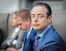 Bart De Wever: 'Cette voiture n'est pas à moi'