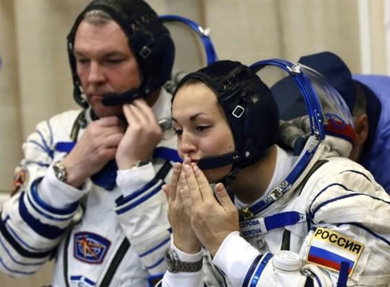 Rusland lanceert zijn vierde vrouw naar de ruimte
