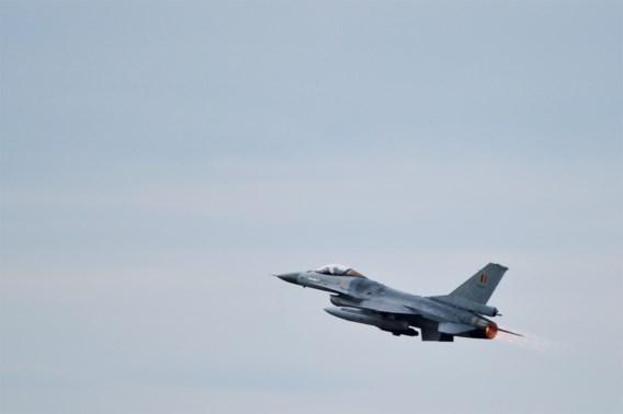 Laatste missie voor Belgische F16's in Afghanistan