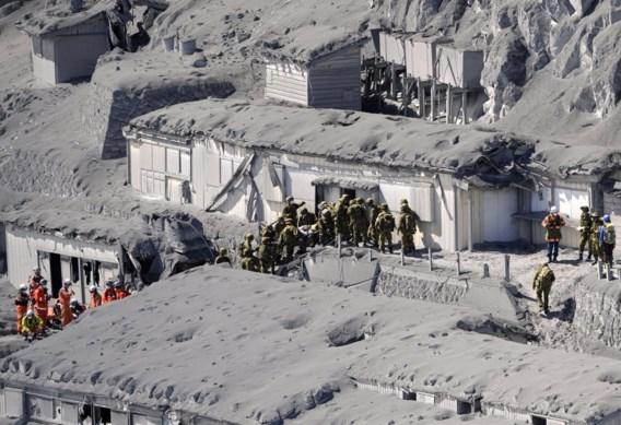 Al 31 doden op Japanse vulkaan gevonden