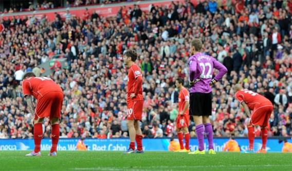 PREMIER LEAGUE. Everton steelt puntje in derby, Costa scoort opnieuw