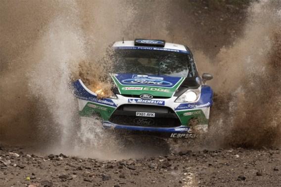 Petter Solberg kroont zich tot eerste wereldkampioen rallycross