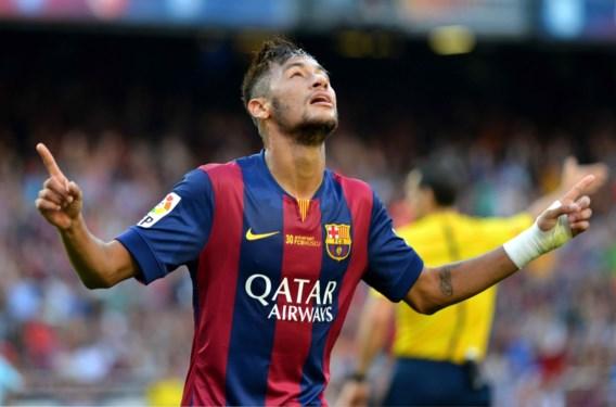 PRIMERA DIVISION. Hattrick Neymar en 400e doelpunt Messi, Real zuinig voorbij Villareal