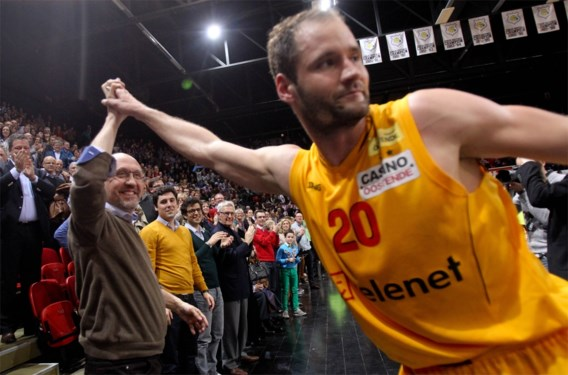 Oostende wint Supercup basket