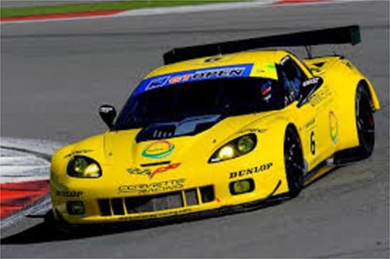 Maxime Soulet knap tweede in Monza