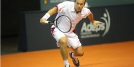 Afscheid van een tennisreus van 1,66m