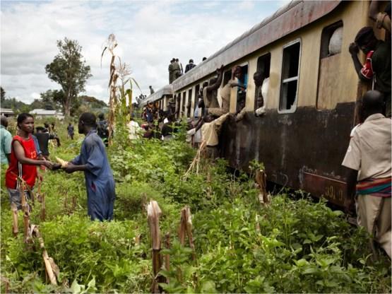 Het Congolese spoorwegnet, dat nadien in verval geraakte, speelde een doorslaggevende rol in de verspreiding van het hiv-virus.
