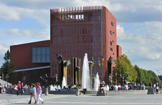Het Concertgebouw in Brugge.