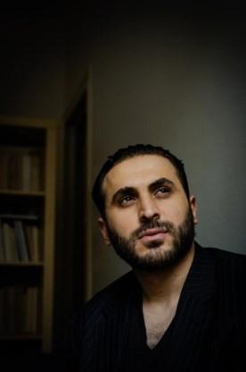 Montasser AlDe'emeh: 'Ik vereenzelvig me niet met de Syriëstrijders. Ik probeer hen te begrijpen.'