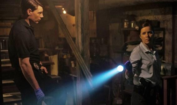 Patrick Fugit en Kim Dickens in 'Gone girl' van notoir perfectionist David Fincher.