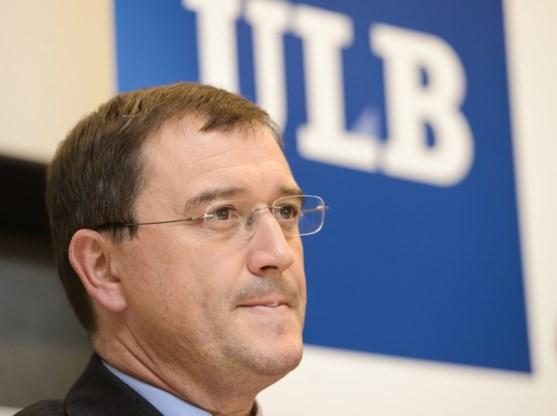 Voorzitter ULB neemt ontslag na plagiaat