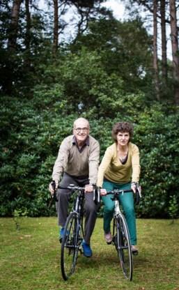 Marc Desmet en Mieke Boeckx: 'We vinden het heel belangrijk hobby's te delen.'