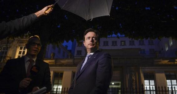 N-VA stond vrijwel alleen met de vraag naar een beperking van de uitkeringen, zei voorzitter De Wever.