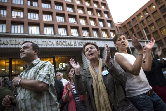 Spaanse ebola-patiënte belde ziekenhuis drie keer voor opname