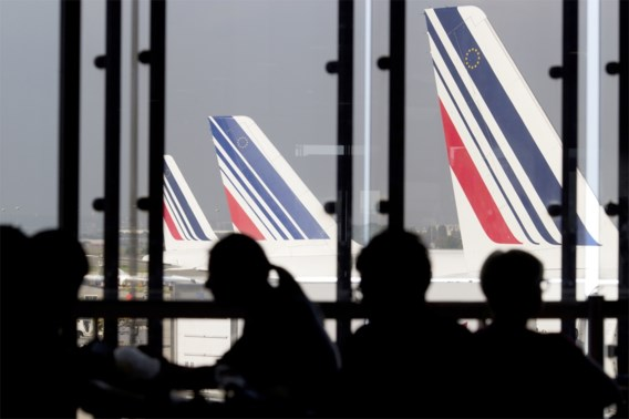 Staking kost Air France-KLM tot half miljard