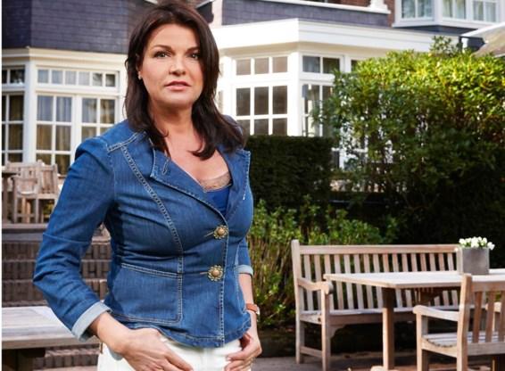 Goedele Liekens in 'Divorce Hotel'.