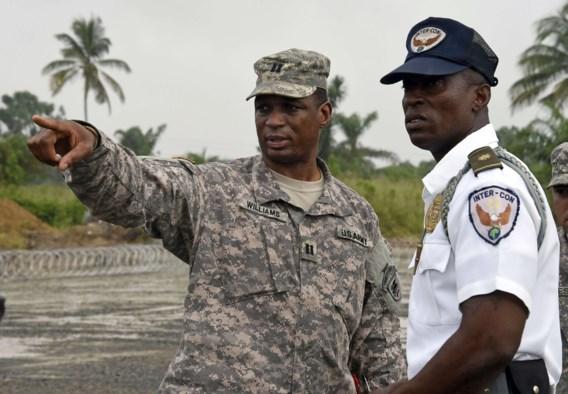 Amerikaanse soldaten naar Liberia om ebola te bestrijden