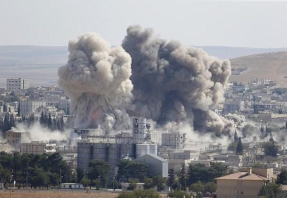 VS: 'Zes luchtaanvallen uitgevoerd nabij Kobani'