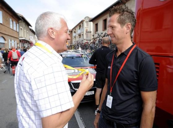 Rik Verbrugghe wordt manager bij IAM Cycling