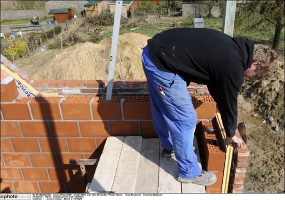 'Lagere BTW in de bouw pas op woningen van minstens 10 jaar oud'