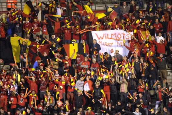Koning Boudewijnstadion is uitverkocht voor duel tegen Andorra