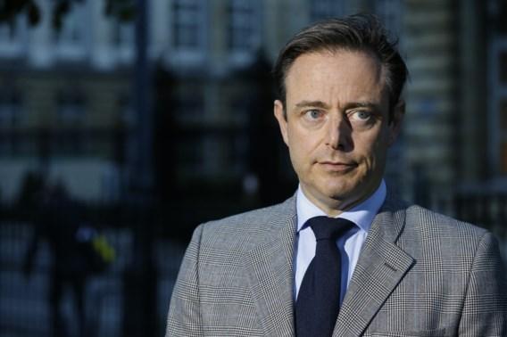 De Wever: 'Zou socialisten liefst nooit meer terugzien'