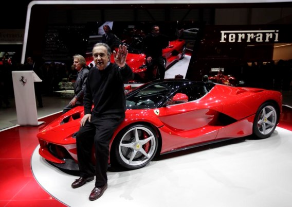 Topman van Fiat Chrysler trekt in 2018 deur achter zich dicht