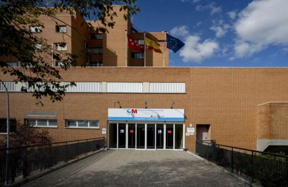 Zeven personen wegens ebolavrees in ziekenhuis in Spanje