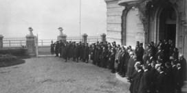 Pieter de Coninck redt de Belgische ministers