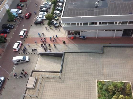 Vijftienjarige leerling doodgestoken op Nederlandse school