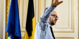 Charles Michel: 'Ja, wij hebben het land gered'