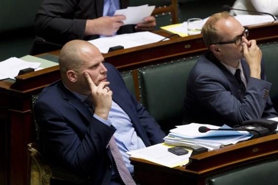 SP.A en PVDA eisen ontslag Francken