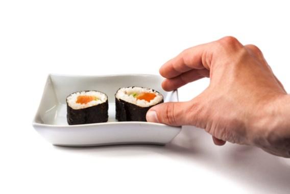 Zo eet u sushi zoals de Japanners