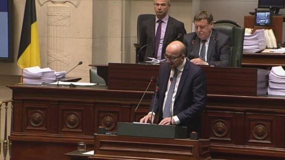 LIVE. Volg het debat over de regeerverklaring in de Kamer