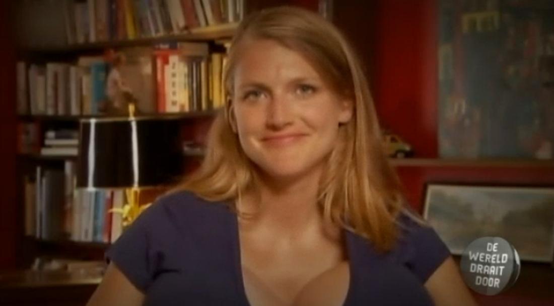 Charlotte Vandermeersch: oktober 2014