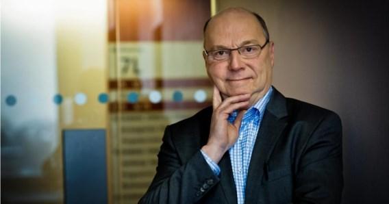 Leo Hellemans heeft nog twee jaar voor zijn pensioen. Over twee jaar loopt ook de beheersovereenkomst tussen de VRT en de Vlaamse regering af.