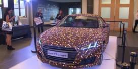 De zoetste auto ter wereld