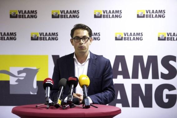 Tom Van Grieken nieuwe voorzitter Vlaams Belang