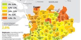 Belgiëroute maakt van Essen een slaapdorp