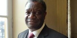 Congolese arts Denis Mukwege krijgt Europese Sacharovprijs