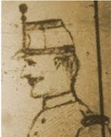 Stadsbeambte Silvain Van Praet is de vermoedelijke auteur van een in belabberd Engels  geschreven dagboek over Oostende.