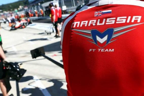 F1-team Marussia: de tijd is bijna op ...