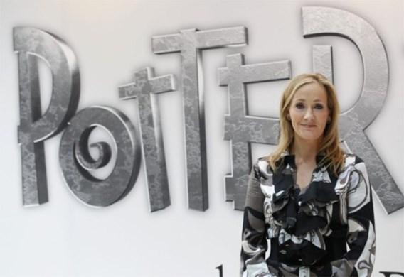 J.K. Rowling schrijft nieuw Harry Potter-verhaal
